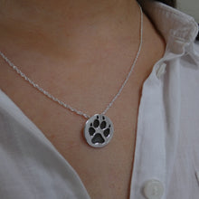 Load image into Gallery viewer, Dog Paw Pendant