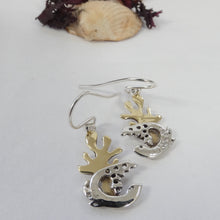 Load image into Gallery viewer, Selkie Seal Earrings