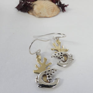 Selkie Seal Earrings