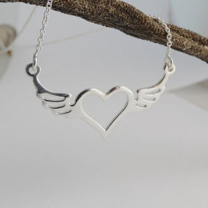 Heart necklace