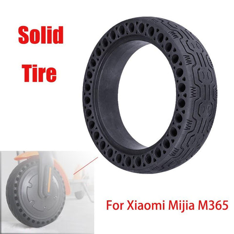 "M365 and M365 Pro 8.5"" inches Front/Rear Solid Tire Replacement"
