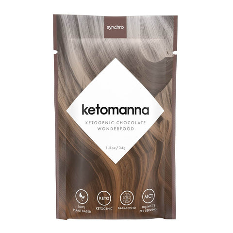 Ketomanna Ketogenic Chocolate Fudge Single