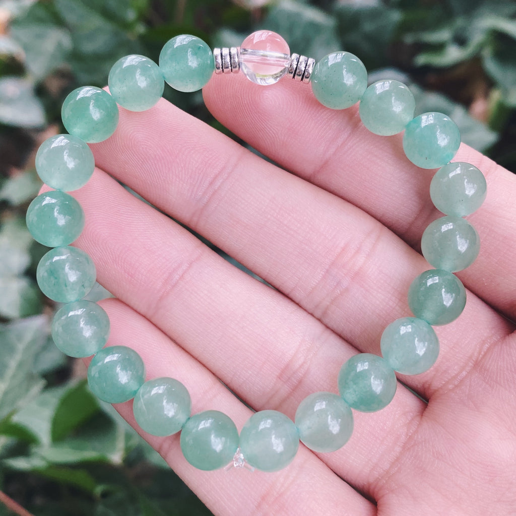 THE GREEN AVENTURINE