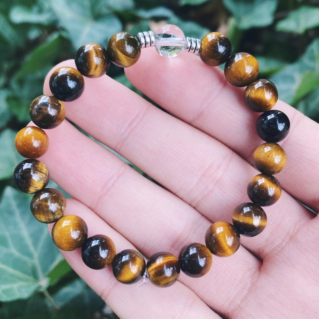 THE TIGERS EYE