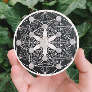PSYCHIC CLARITY Crystal Grid (Limited Edition)