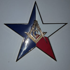 Lonestar Car Emblems