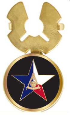 Lonestar Button Covers - Past Master
