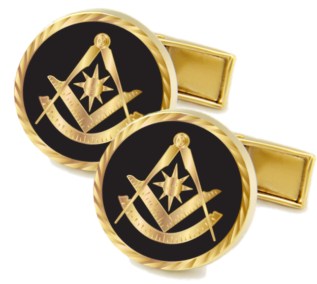 Past Master Cuff Links