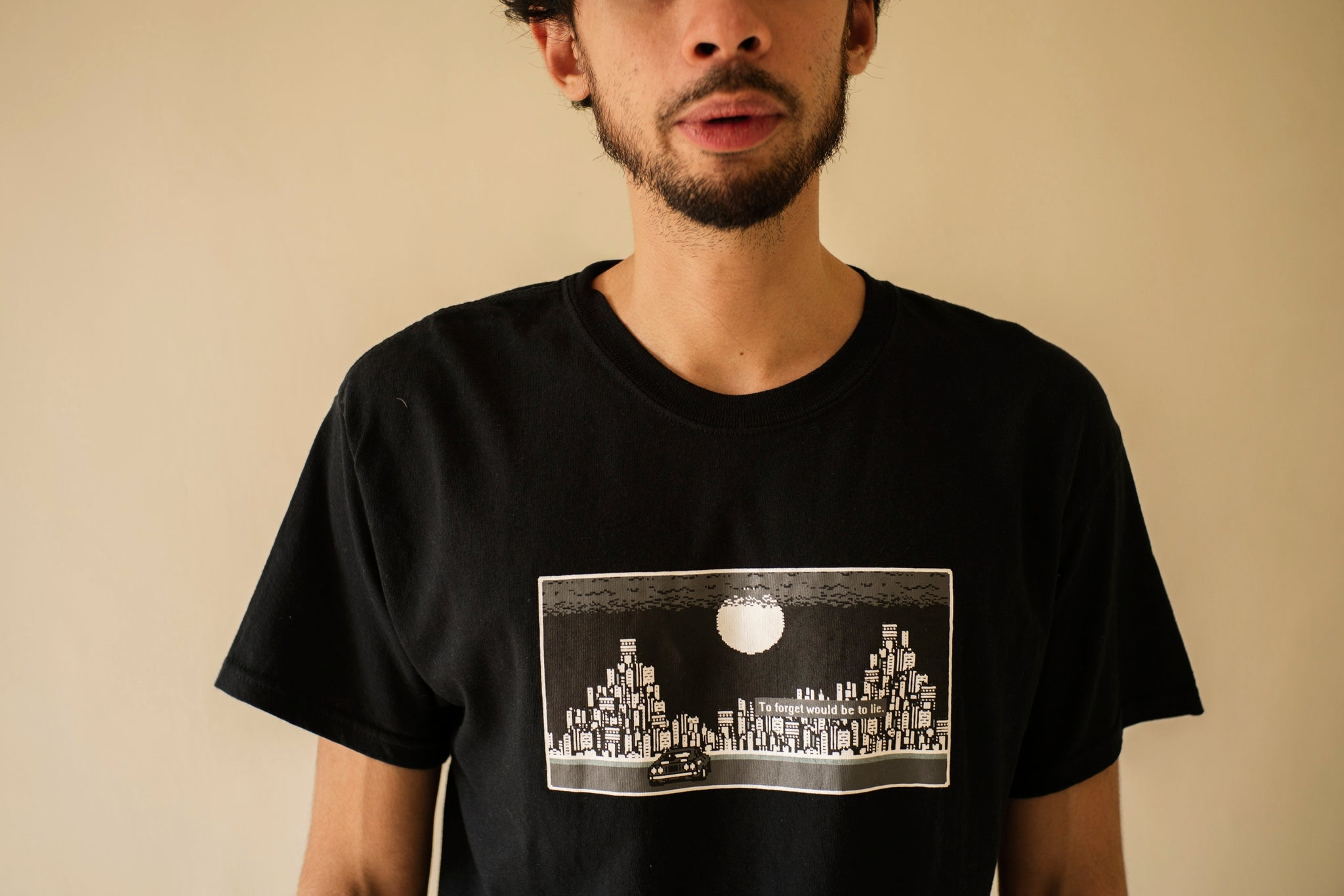 8-bitfiction x The Artisan - Tee