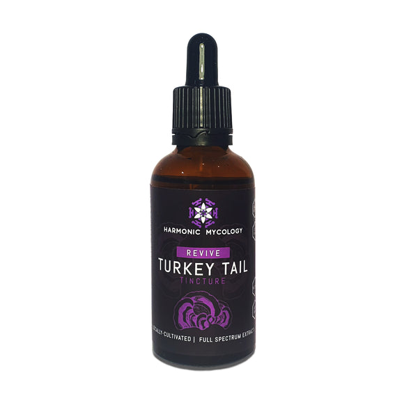Turkey Tail Liquid extract