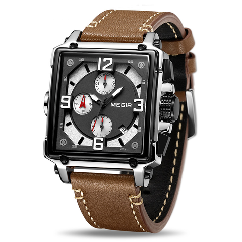 Top Brand Luxury Chronograph Quartz Watches