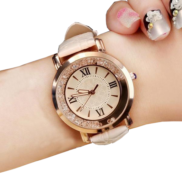 Rhinestone Ladies Watch_1