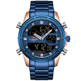 Luxury Brand NAVIFORCE Military Men Watch_4