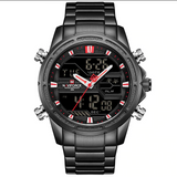 Luxury Brand NAVIFORCE Military Men Watch_6