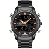 Luxury Brand NAVIFORCE Military Men Watch_3
