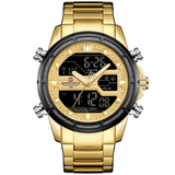 Luxury Brand NAVIFORCE Military Men Watch_2