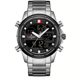 Luxury Brand NAVIFORCE Military Men Watch_5