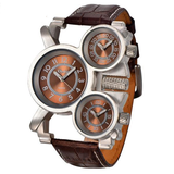 Oulm Top Brand Luxury Military Quartz Watch_4