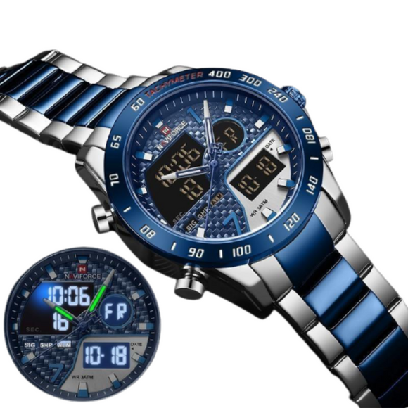 Luxury Brand Digital Men Sport Watch_1