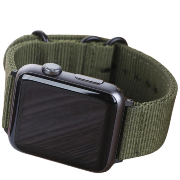 Nylon Apple Watchband_1