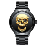 GIMTO Cool Skull Dial Men Watch_2