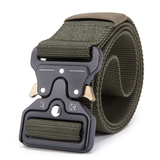 Mens Tactical Belt Military Nylon Belt Outdoor_8