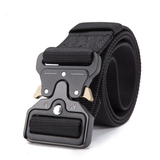 Mens Tactical Belt Military Nylon Belt Outdoor_7
