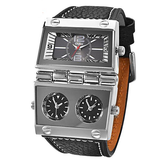 Big folding quartz wristwatch for men_5