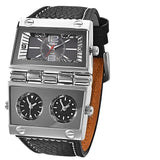 Big folding quartz wristwatch for men_2