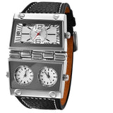 Big folding quartz wristwatch for men_4