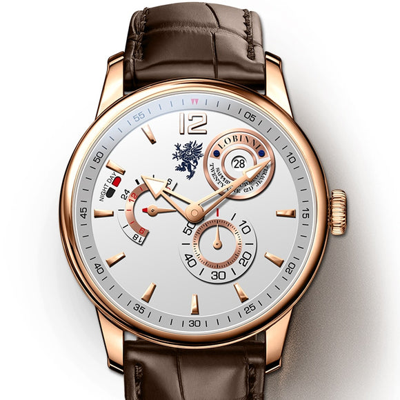 Automatic Mechanical Tourbillon Watch_1