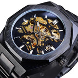 Fashion Automatic Skeleton Watch_2