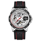 Skeleton Automatic Mechanical Watches_3
