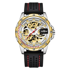 Skeleton Automatic Mechanical Watches_1