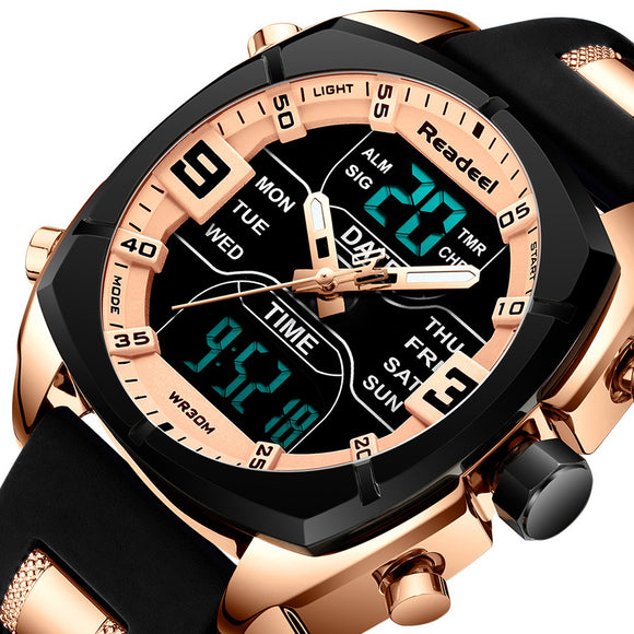 Dual Display Luxury Sports Watch_1