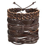 Handmade Wood Trendy Vintage Fashion Bracelets_28