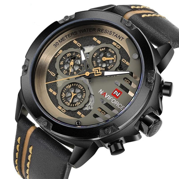 Top Brand Luxury Waterproof 24h Watch_1