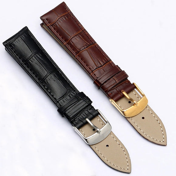 Genuine Leather Watchband straps S3_1
