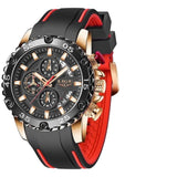 Big Dial Chronograph Men Wristwatch 2021_2
