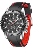 Big Dial Chronograph Men Wristwatch 2021_4