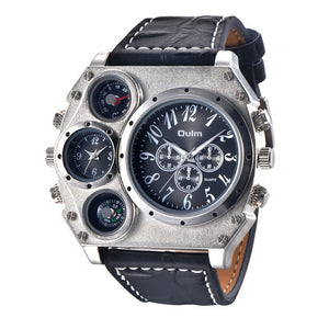 Big Dial Men Men Watch_1