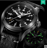 Pilot Waterproof Watch