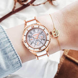 Gold Fashion Women Watch_2