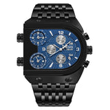 Watches for men luxury with waterproof quartz movement_11
