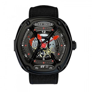 Luminous Top Brand Automatic Watch_9