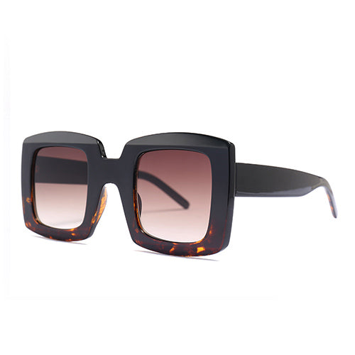Women Big Square Sunglasses_1