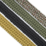 Survival Hand Made Belt Rope For Tactical Military_5