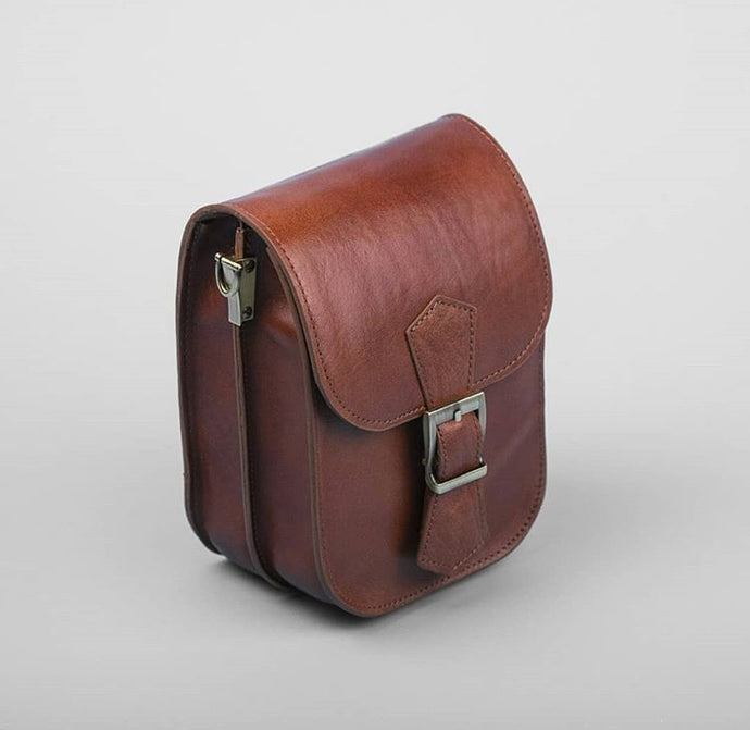 Fardad Small Leather Bag