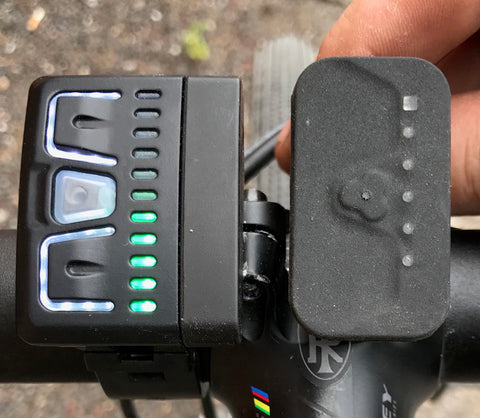 Fazua old vs new remote on cairn cycles e-adventure 1.0