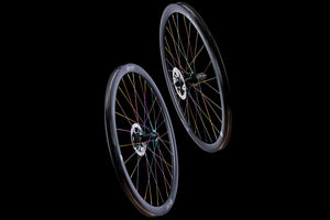 HUNT 35 Carbon Gravel Disc X-Wide Wheelset